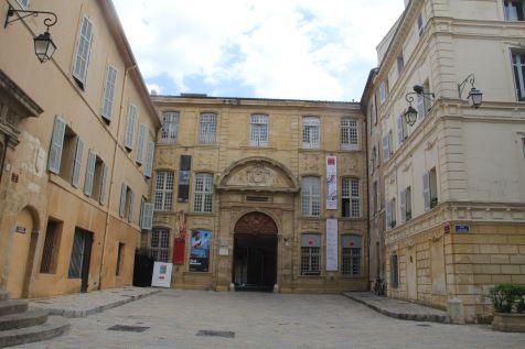 Théâtre de l'Archevéché Aix en Provence