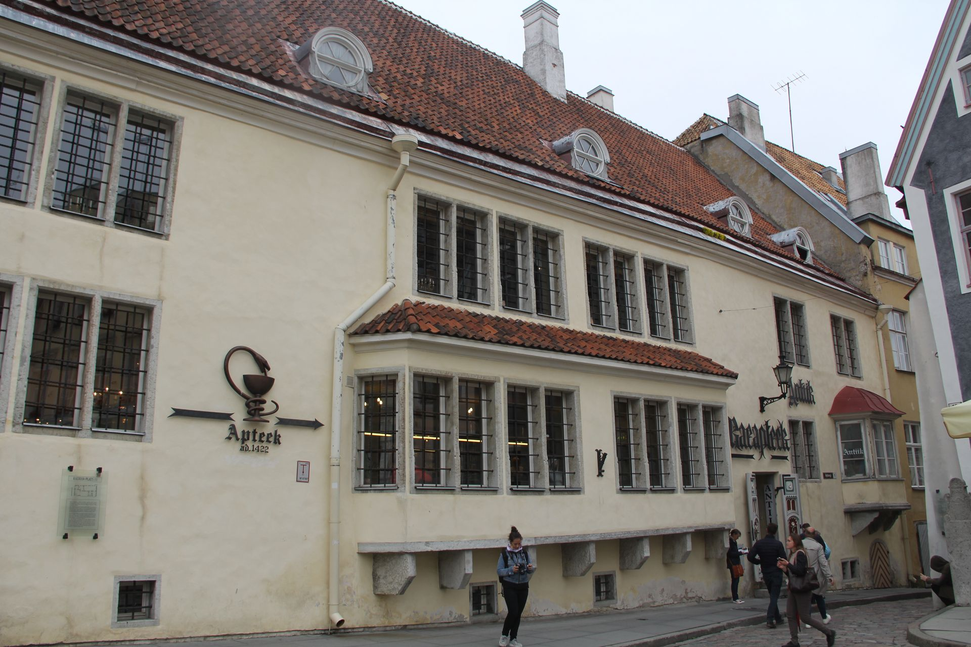 Town Hall Pharmacy Tallinn