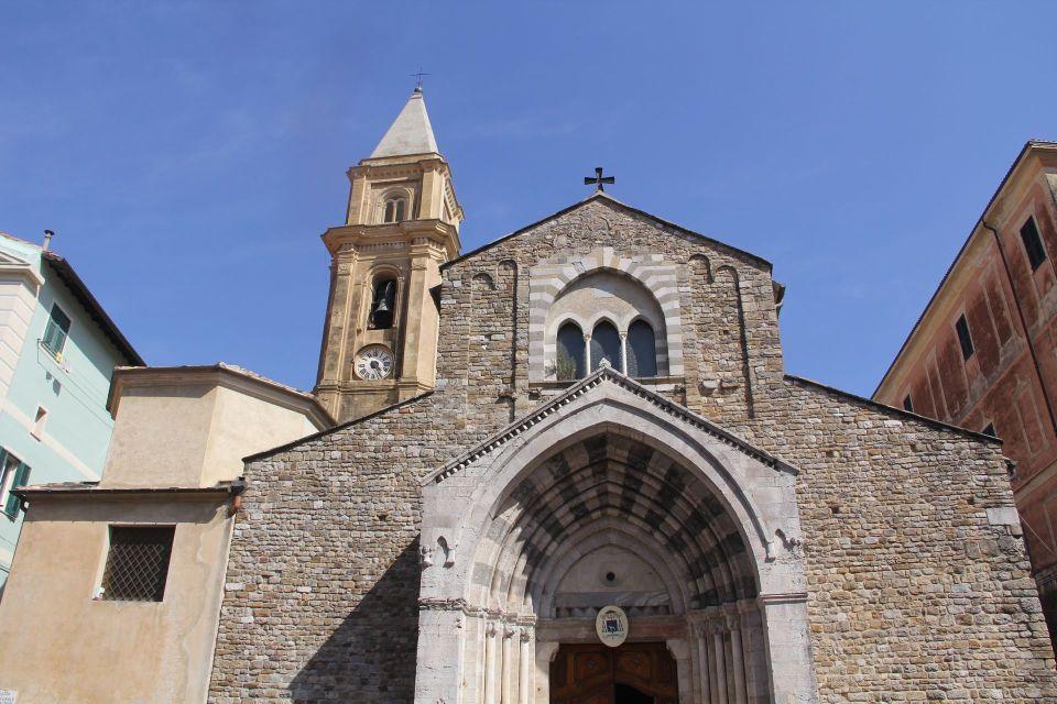 Ventimiglia Cattedrale di Santa Maria Assunta