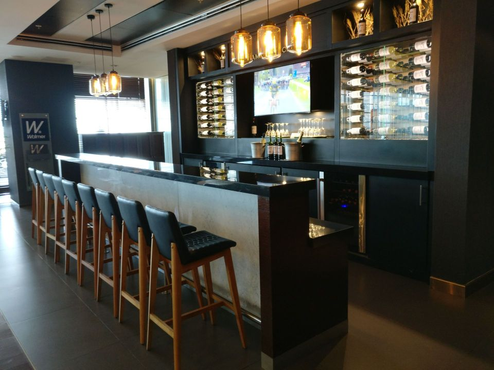 Aeropuertos VIP Club Montevideo Bar