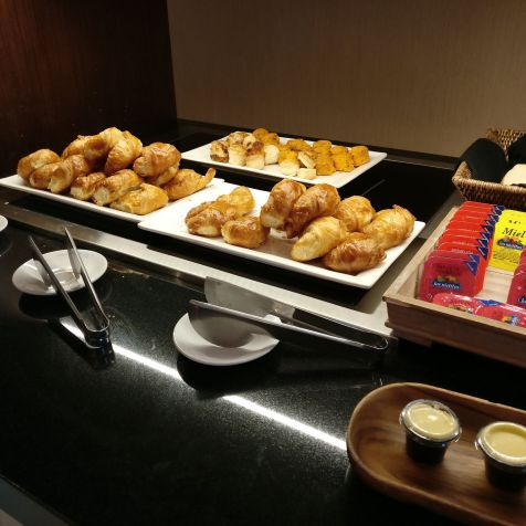 Aeropuertos VIP Club Montevideo Buffet
