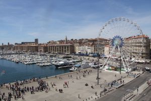 Grand Hotel Beauvau Marseille Duplex Suite View