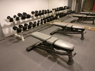 Hilton Prague Old Town Gym