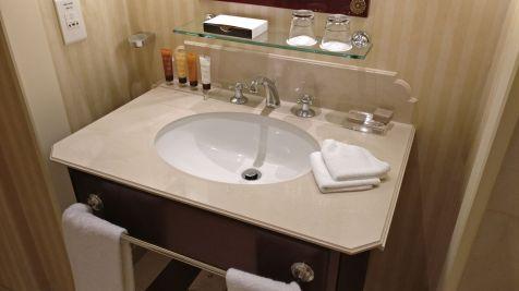 InterContinental Paris Le Grand Superior Opera Room Bathroom