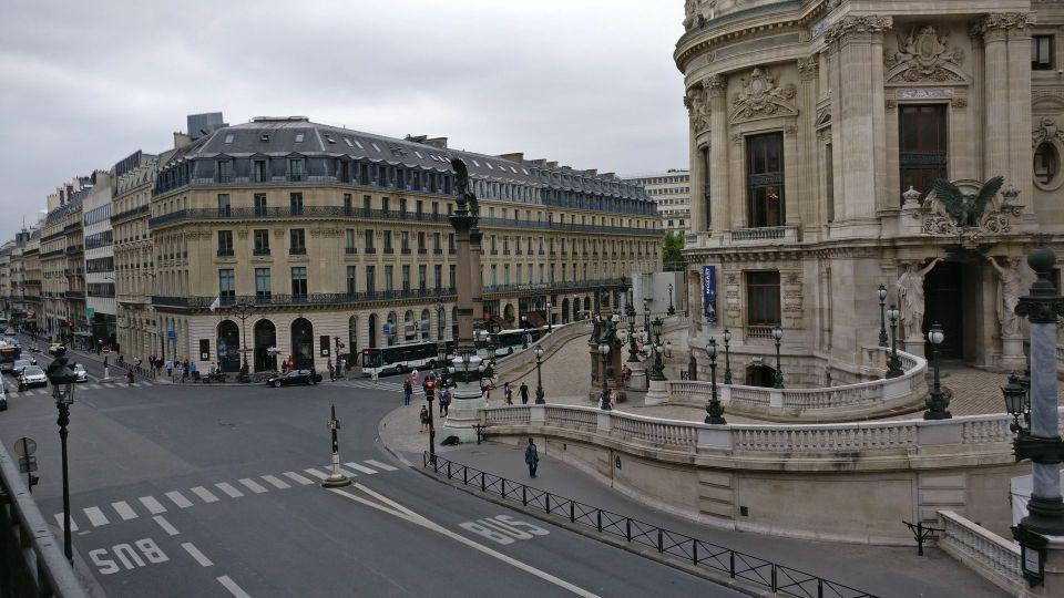 InterContinental Paris Le Grand Superior Opera Room View