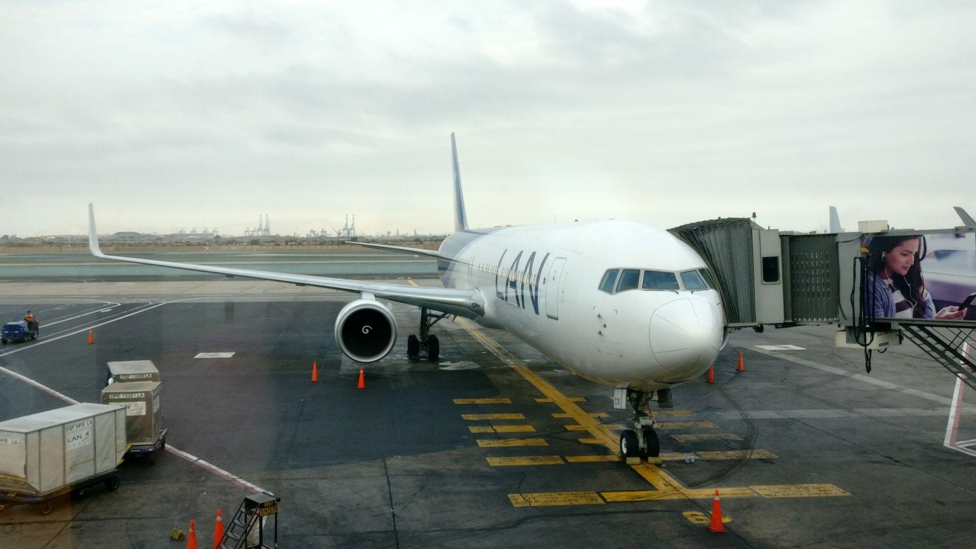 LATAM Boeing 767