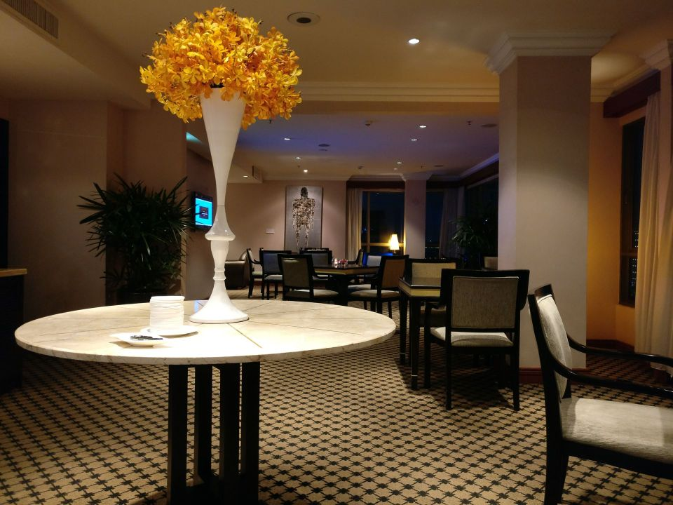 Sofitel Saigon Club Lounge