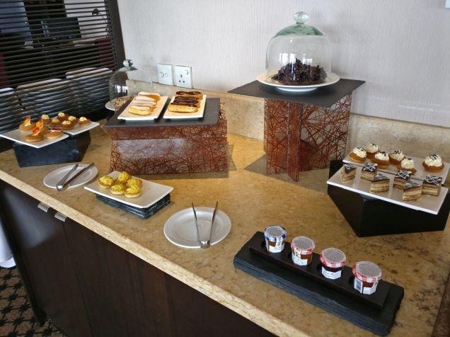 Sofitel Saigon Plaza Club Afternoon Tea