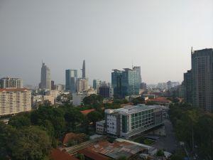 Sofitel Saigon Plaza Superior Club Room View