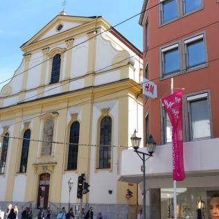 Würzburg Augustinerkirche