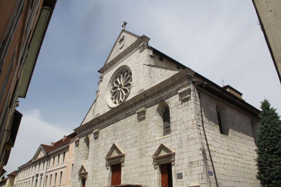 Annecy Cathédrale Saint-Pierre