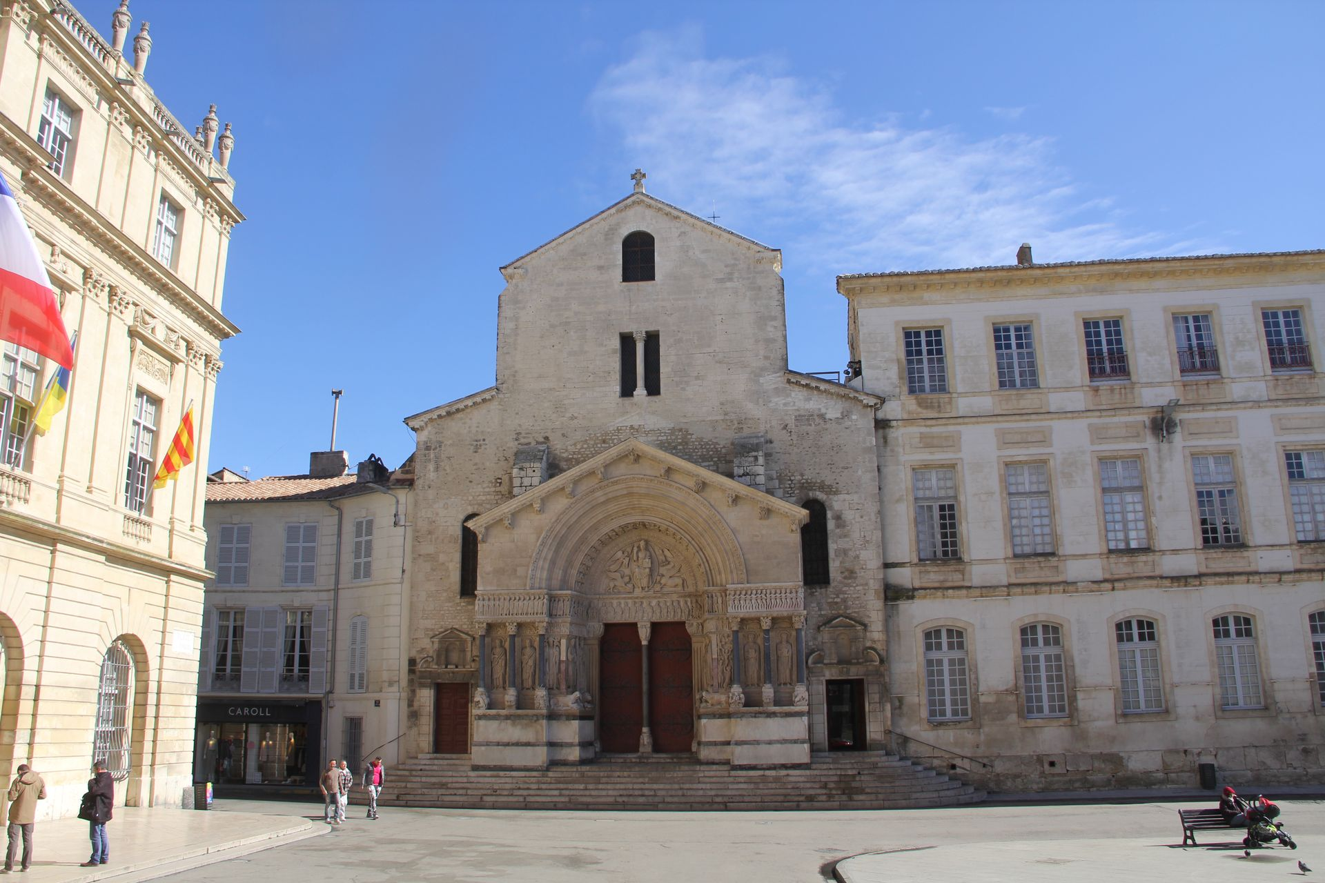 Church of St. Trophime