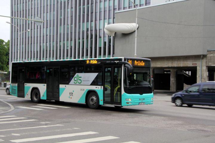 Bus Tallinn