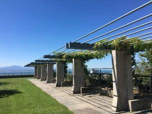 Esplanade de Montbenon Lausanne