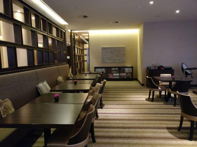 Hilton Berlin Executive Lounge