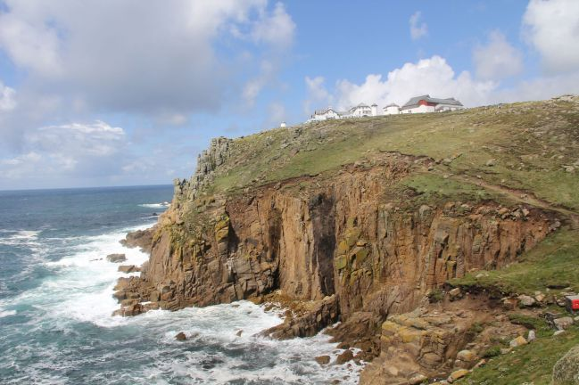 Land's End Cornwall