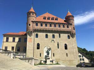 Lausanne Historic Quarter