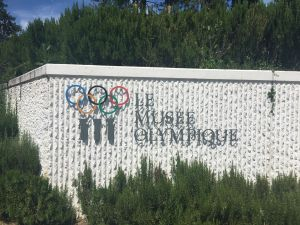 Olympic Museum Lausanne