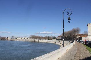 Rhone River Arles
