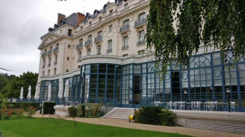 Trianon Palace Versailles Waldorf Astoria Gardens