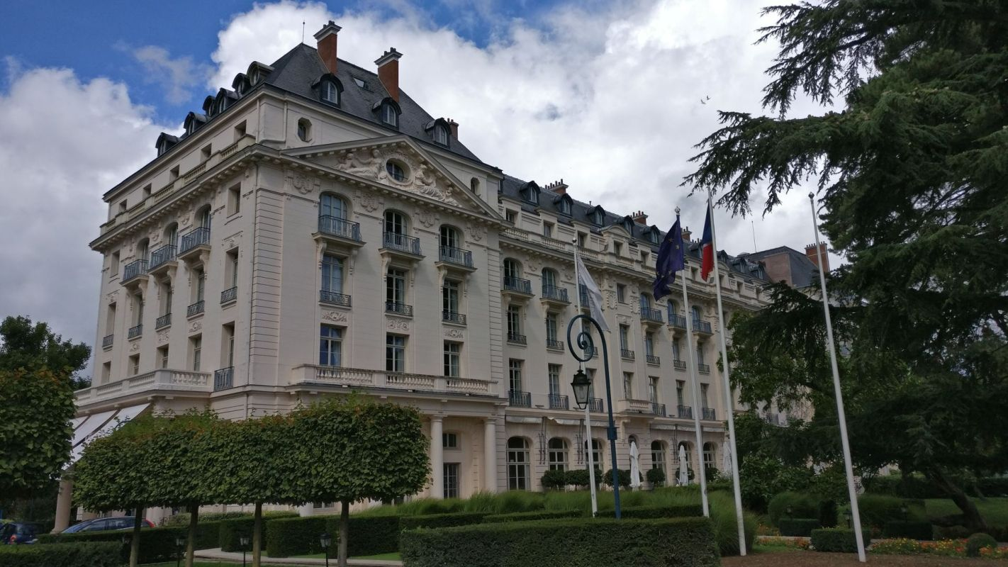 Trianon Palace Versailles Waldorf Astoria