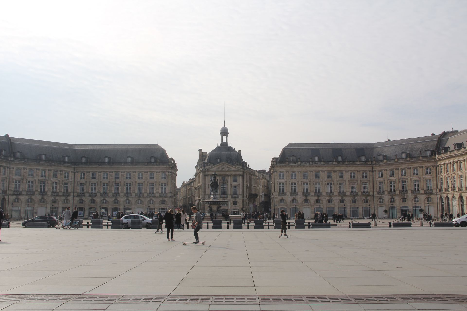 Bordeaux Place de la Bourse 2