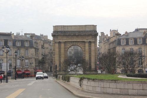 Bordeaux Porte de Bourgogne