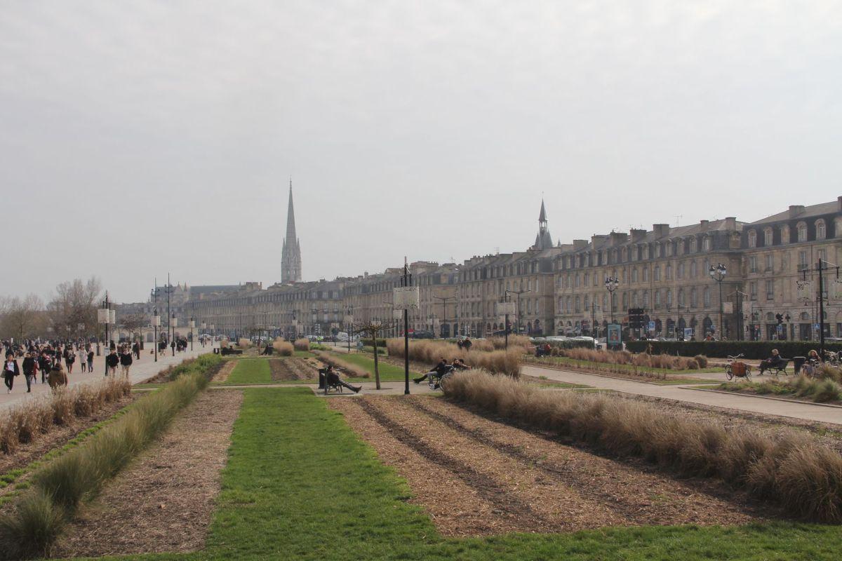 Bordeaux Quayside