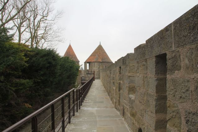 Carcassonne Château Comtal