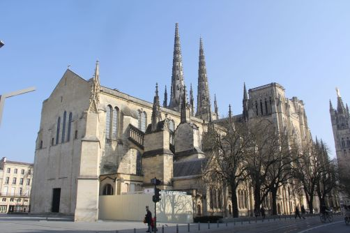 Cathedral Saint-André de Bordeaux 6