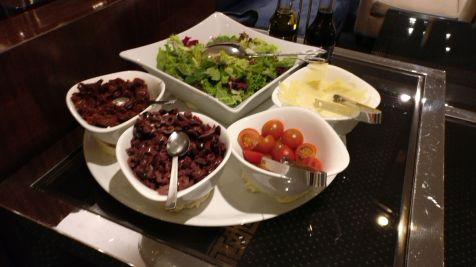InterContinental Athens Athenaeum Club Dinner