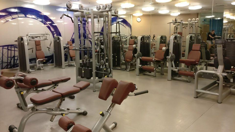 InterContinental Athens Athenaeum Gym