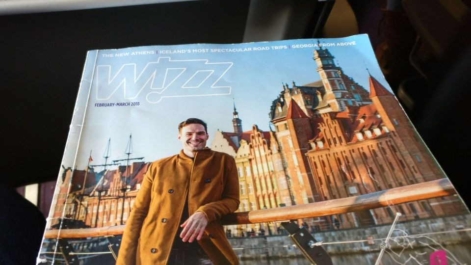 Wizz Air Board Magazine