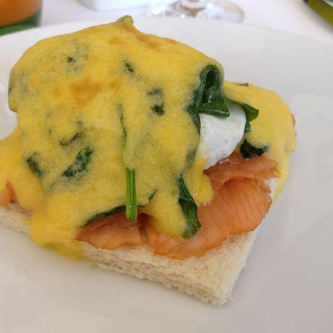 Althoff Seehotel Überfahrt Frühstück