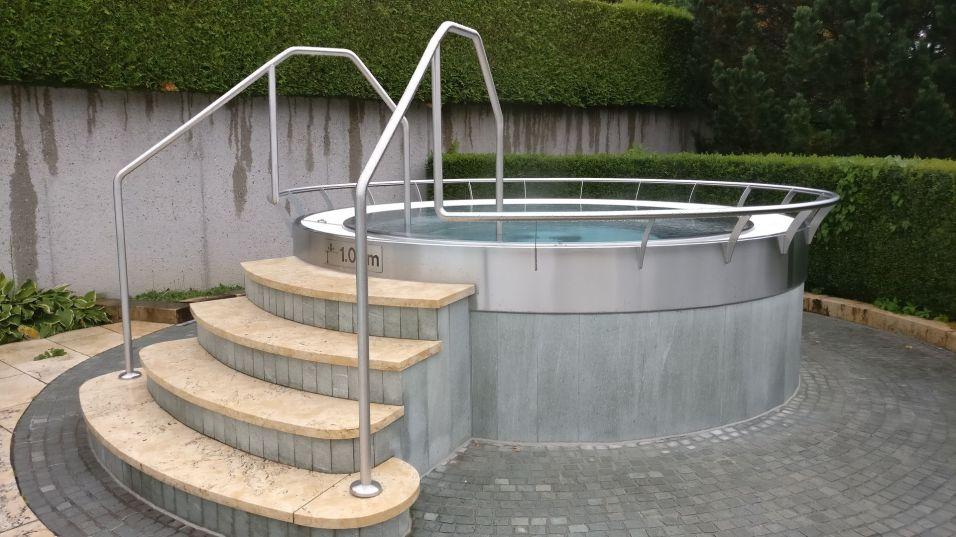 Althoff Seehotel Überfahrt Pool