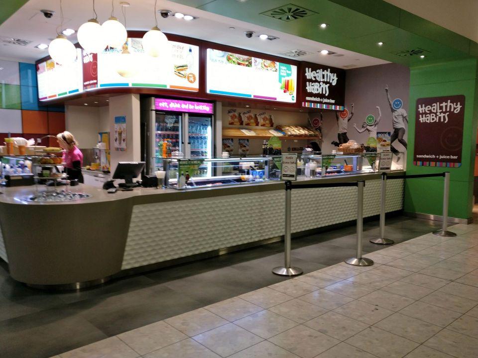 Christchurch International Airport Dining