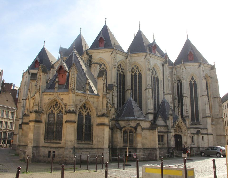 Church St. Maurice Lille
