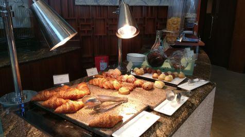 Conrad Hongkong Breakfast