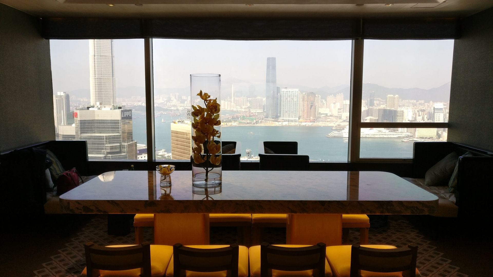 Conrad Hongkong Executive Lounge