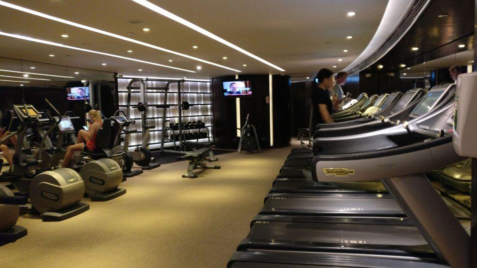 Conrad Hongkong Gym