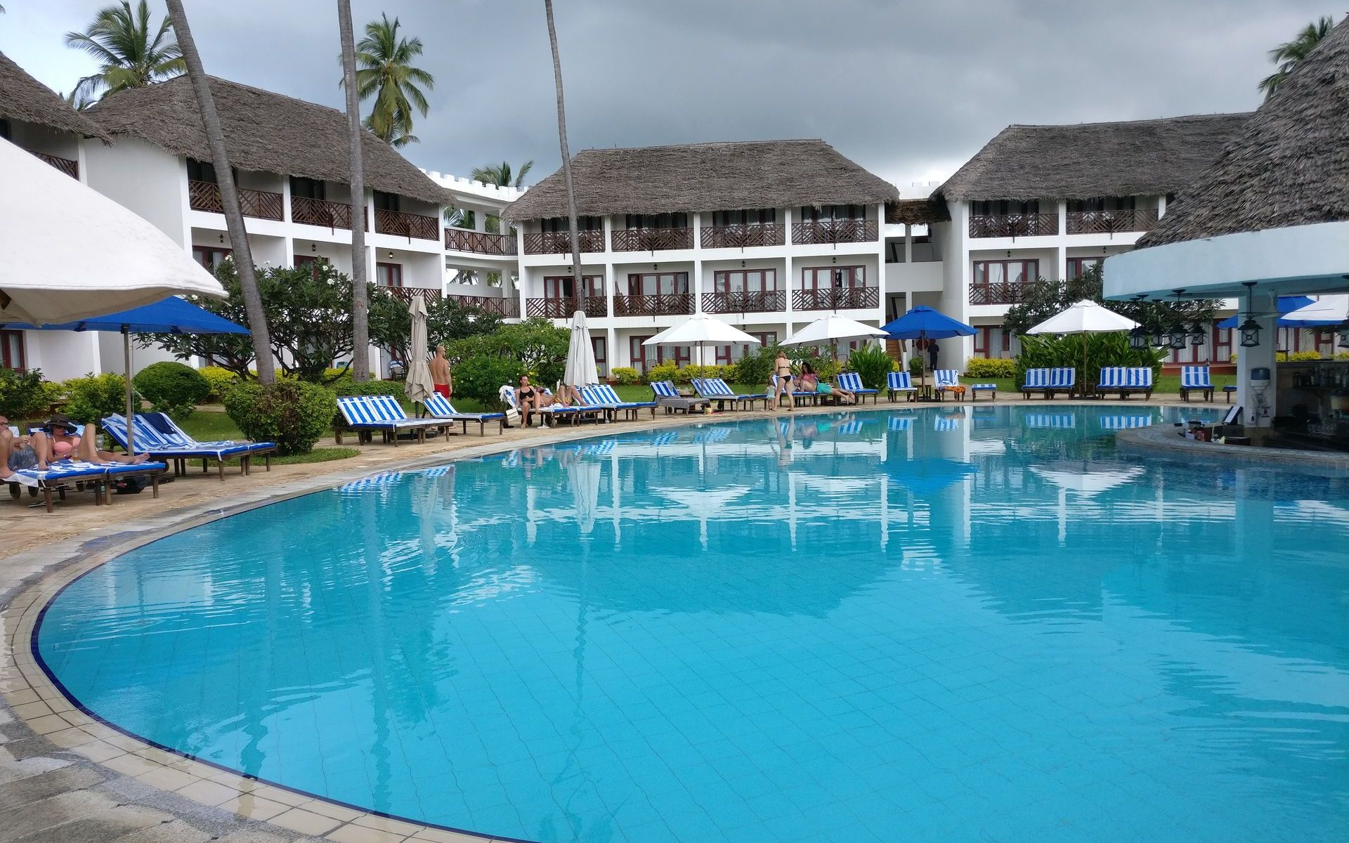 DoubleTree Resort Zanzibar Nungwi Pool