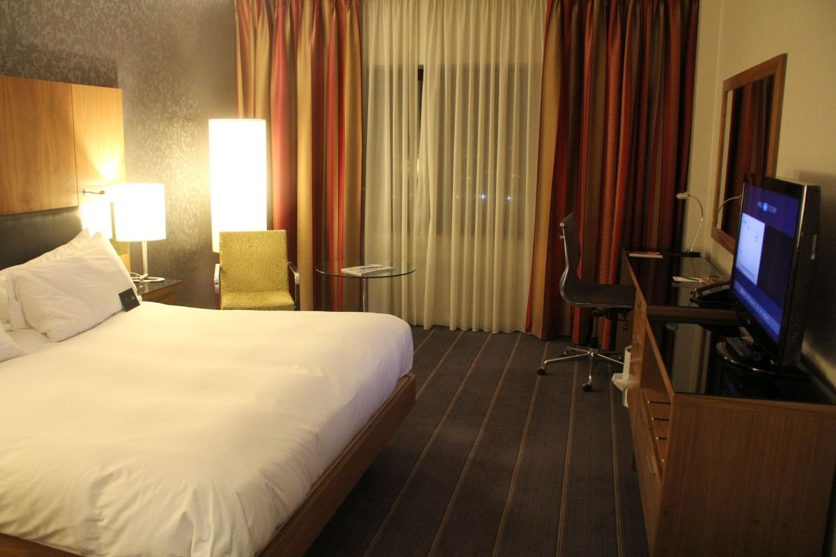 Hilton Belfast Executive Room