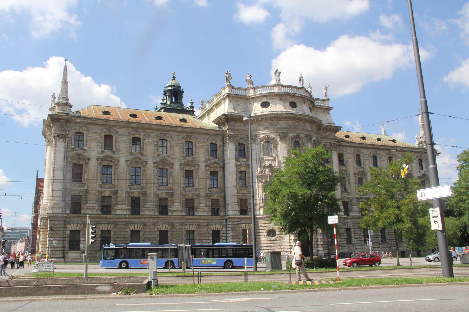 München Gebäude