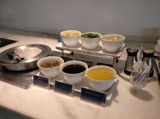 Philippine Airlines Mabuhay Lounge Manila Buffet