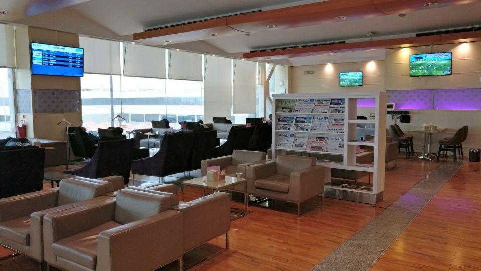 Saudia Lounge Dschidda