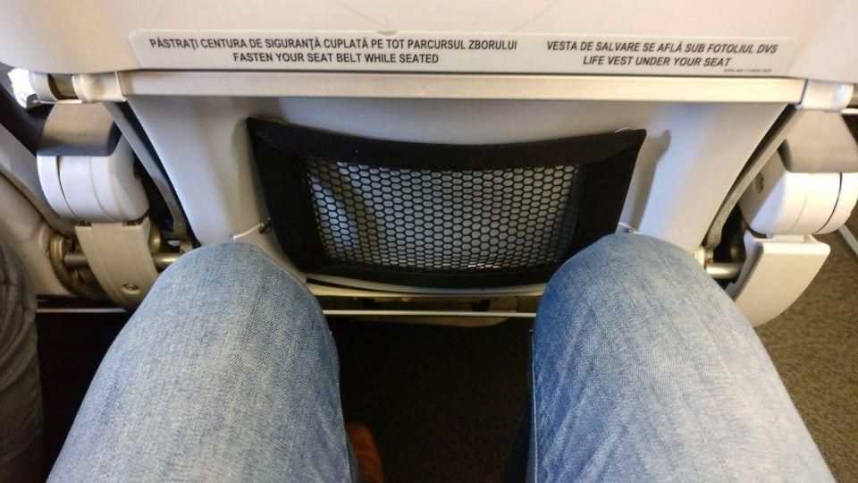 Air Moldova Economy Class Seat Pitch