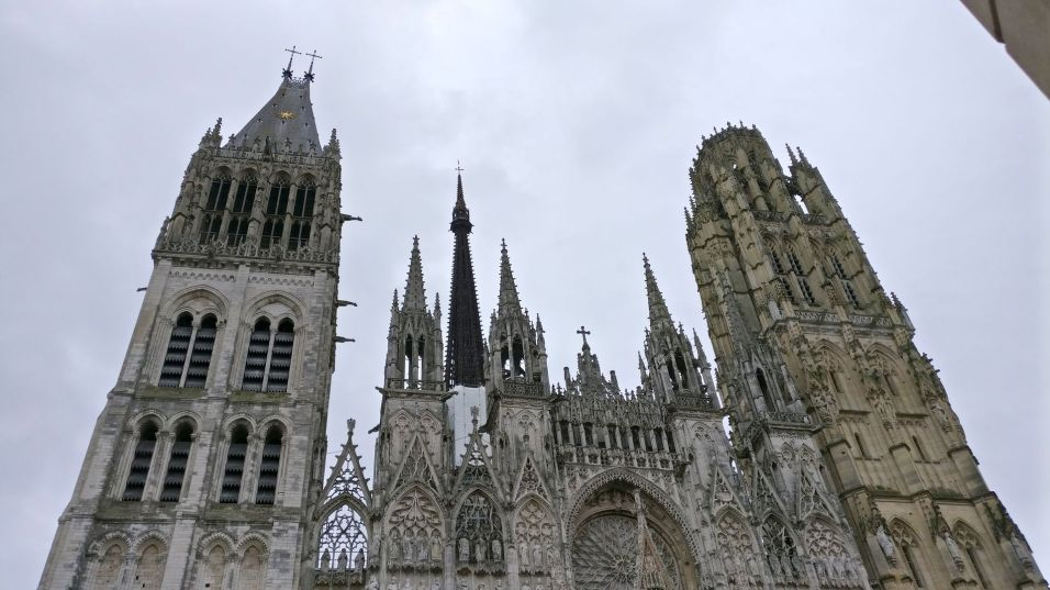 Cathedral Rouen