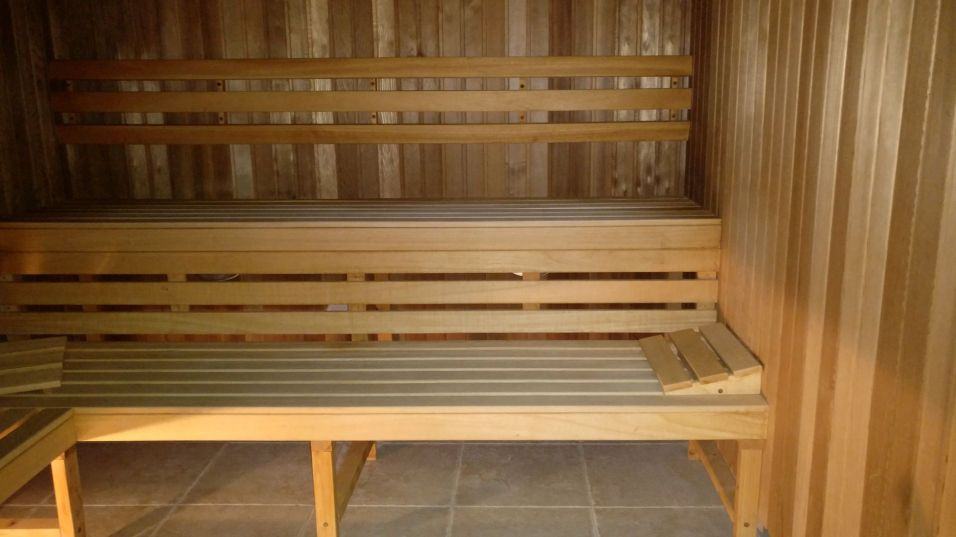 DoubleTree Cracow Sauna