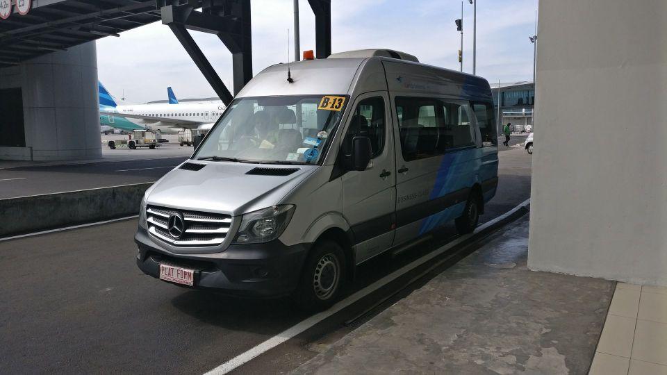 Garuda Indonesia Premium Bus