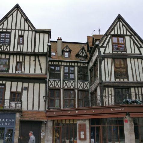 Historic Building Rouen